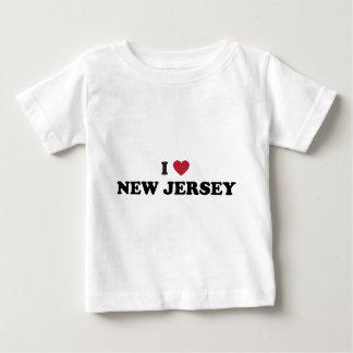 Jag älskar nytt - jerseyen tee shirt