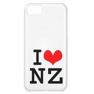 Jag älskar NZ iPhone 5C Fodral