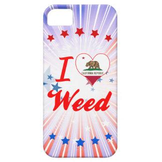 Jag älskar ogräset, Kalifornien iPhone 5 Case-Mate Skydd