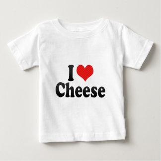 Jag älskar ost tröja