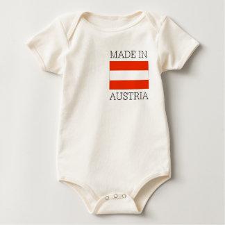 Jag älskar Österrike Sparkdräkter