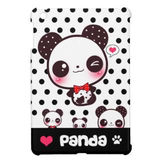 Jag älskar pandaen iPad mini mobil skydd