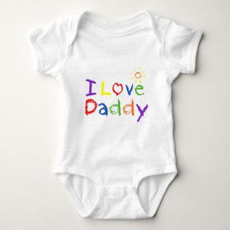 Jag älskar pappa tshirts
