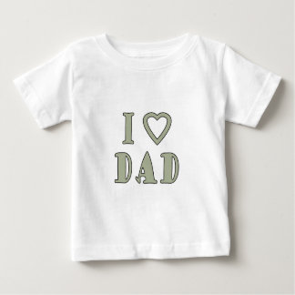 Jag älskar pappan tshirts