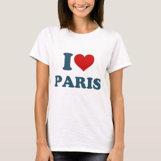 Jag älskar Paris Tee