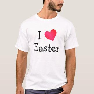 Jag älskar påsk tee shirt