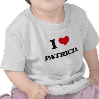 Jag älskar Patricia Tröja