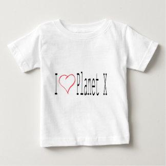 Jag älskar planet X T Shirts