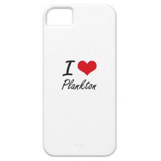 Jag älskar Plankton iPhone 5 Case-Mate Skydd