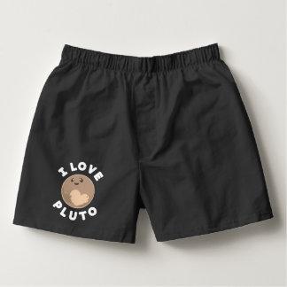Jag älskar Pluto Boxers