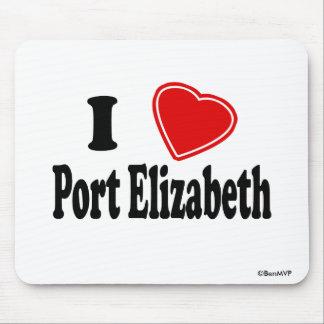 Jag älskar Port Elizabeth Musmatta