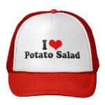Jag älskar potatissallad kepsar