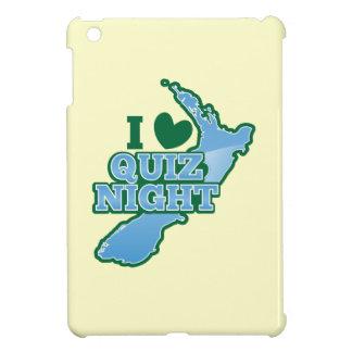 Jag älskar Quiznatt! Nyazeeländsk karta iPad Mini Skydd