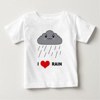 Jag älskar regnar tee shirt