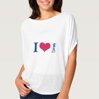 Jag älskar Reiki bästa T-tröjaPolos T Shirts