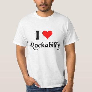 Jag älskar Rockabilly Tröjor