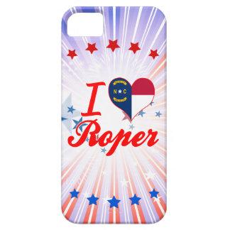 Jag älskar Roper, North Carolina iPhone 5 Fodraler