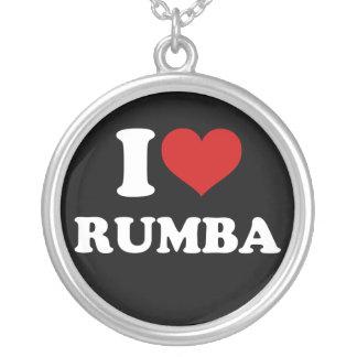 Jag älskar Rumba Smycken