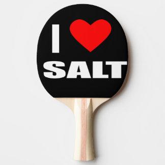 jag älskar salt pingisracket