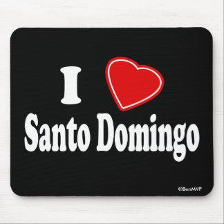 Jag älskar Santo Domingo Musmatta