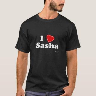 Jag älskar Sasha Tee Shirts