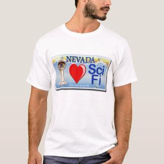 Jag älskar SciFi Tee Shirts