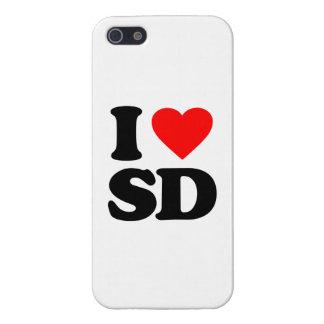 JAG ÄLSKAR SD iPhone 5 SKAL