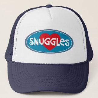 Jag älskar Snuggles Keps
