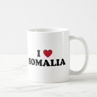 Jag älskar Somalia Kaffemugg