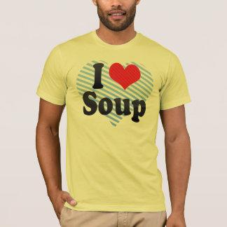 Jag älskar soppa tröjor