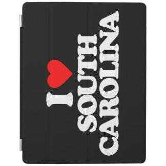 JAG ÄLSKAR SOUTH CAROLINA iPad SKYDD