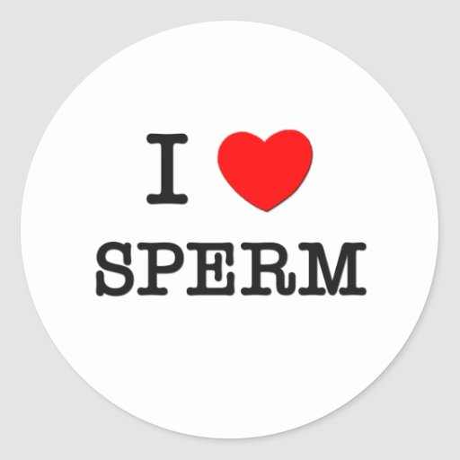älskar sperma