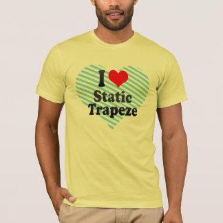 Jag älskar statisk elektricitettrapezen t-shirts