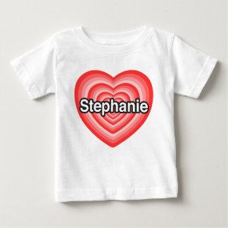 Jag älskar Stephanie. Jag älskar dig Stephanie. T Shirts