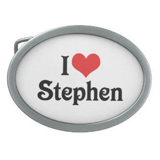 Jag älskar Stephen