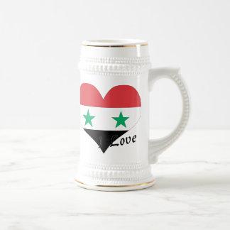 Jag älskar Syrien Sejdel