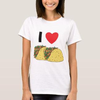 Jag älskar Tacosdam tshirt T Shirts