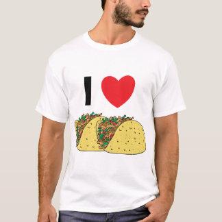 Jag älskar TacosungeT-tröja Tee Shirt