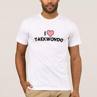 Jag älskar Taekwondo Tröja
