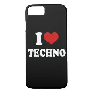 Jag älskar Techno