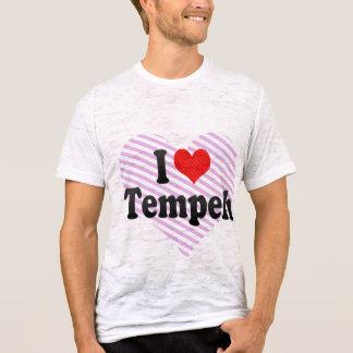 Jag älskar Tempeh Tee