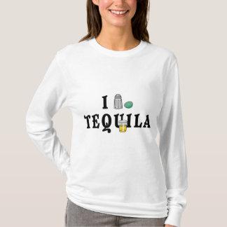 Jag älskar Tequiladamer Tee