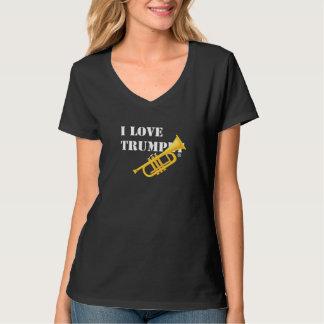 Jag älskar trumpeten t shirt