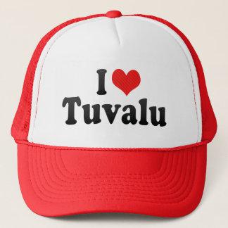 Jag älskar Tuvalu Keps