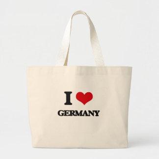 Jag älskar Tyskland Kassar