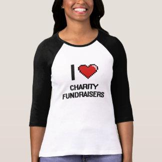Jag älskar välgörenhetFundraisers Tröja