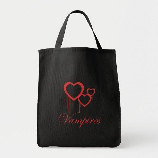 Jag älskar vampyrer - hänga lös kasse