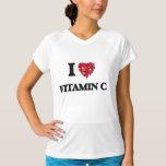 Jag älskar vitamin C Tee Shirt