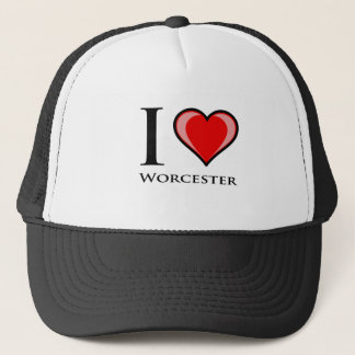 Jag älskar Worcester Keps