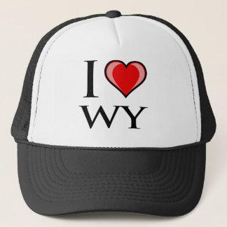 Jag älskar WY - Wyoming Keps